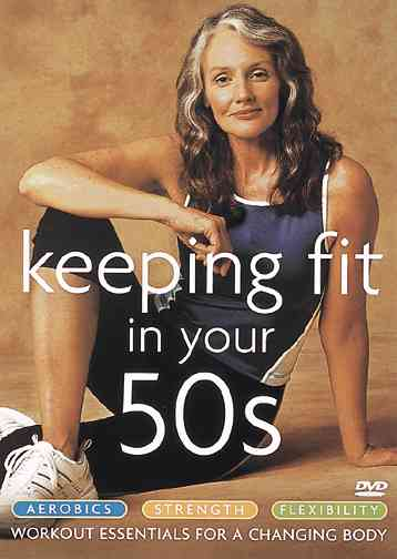 KEEPING FIT IN YOUR 50S BY JOSEPH,CINDY (DVD)