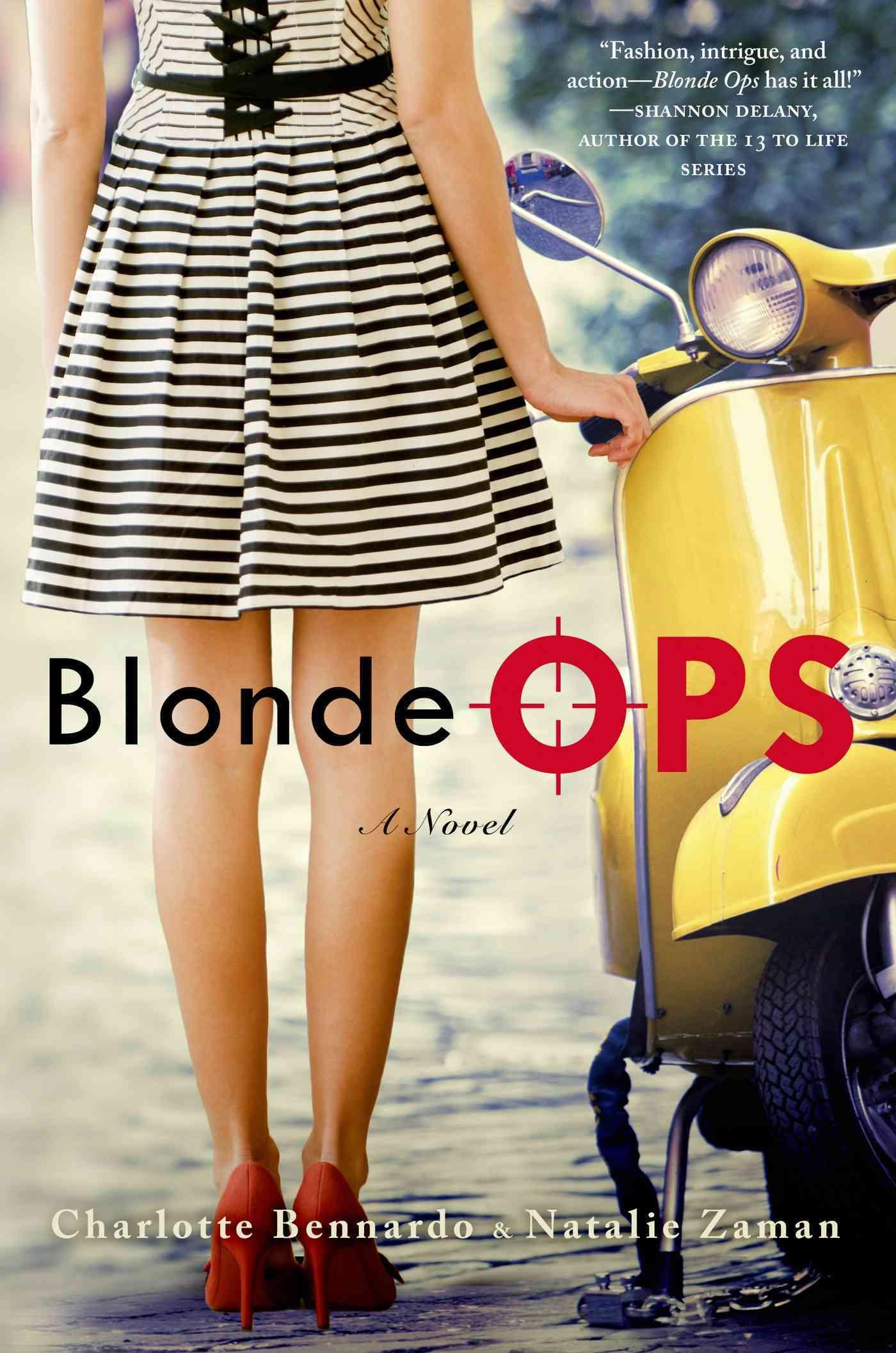 Blonde Ops By Bennardo, Charlotte/ Zaman, Natalie